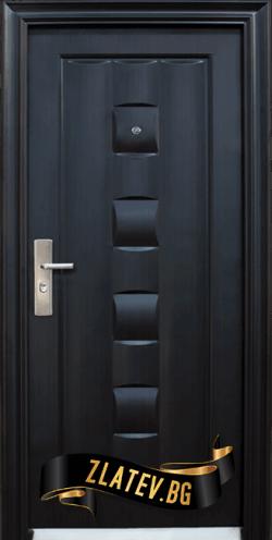 Блиндирана входна врата модел 137 P