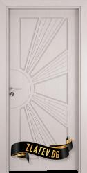 Интериорна врата Gama 204 p, цвят Перла