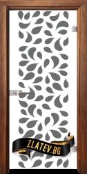 Стъклена интериорна врата Print G 13 1 Z