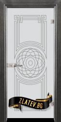 Стъклена интериорна врата Sand G 14 8 G