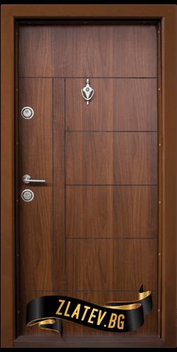 Блиндирана входна врата T 587 C