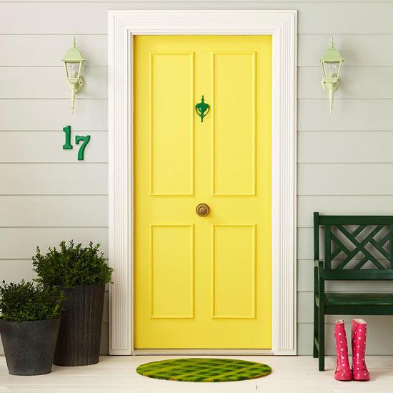 Цветове интериорни врати
