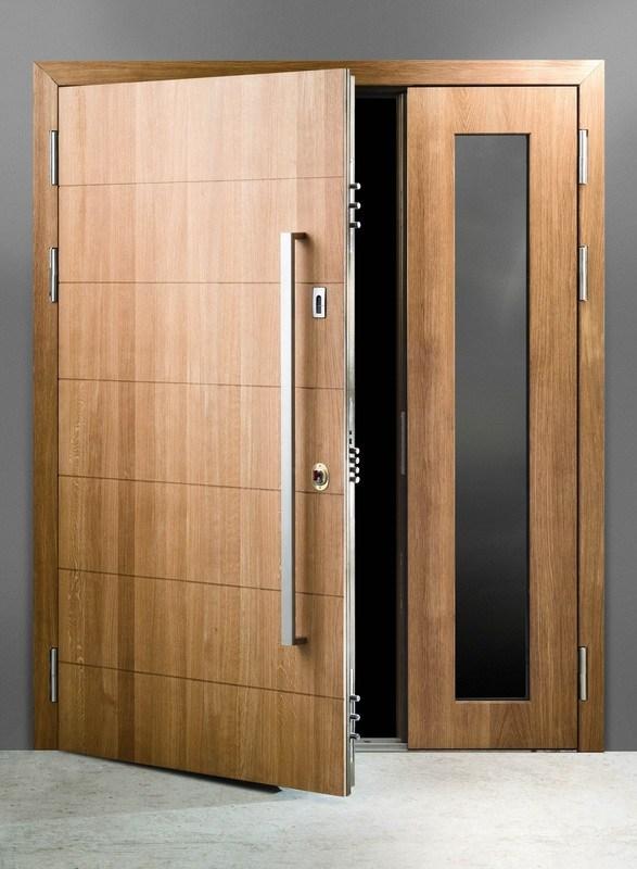 Предимства на блиндирани врати