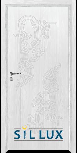 Интериорна врата Sil Lux 3006P Снежен бор