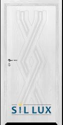 Интериорна врата Sil Lux 3015P Снежен бор