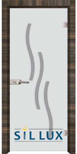 Стъклена интериорна врата Sand G 14 2 E