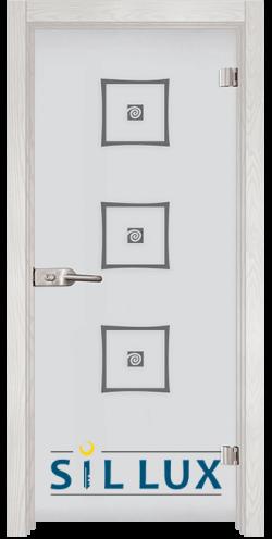 Стъклена интериорна врата Sand G 14 3 F