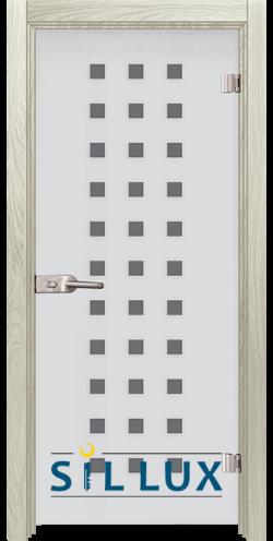 Стъклена интериорна врата Sand G 14 4 I